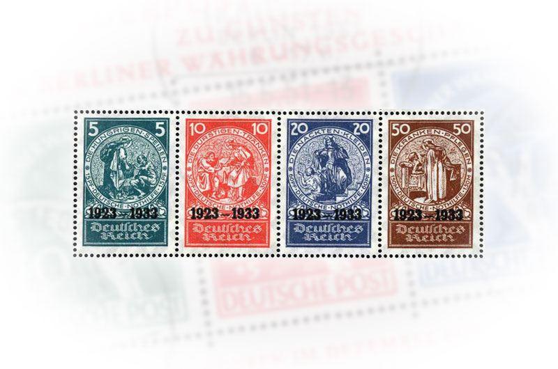 Ankauf Briefmarken