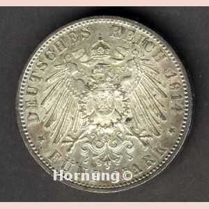 5 Mark 1914