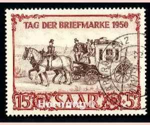 Briefmarken Saar