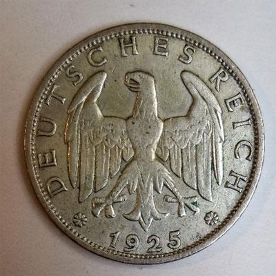 1-reichsmark-avers