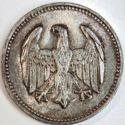 1 Rentenmark 1924 - Avers