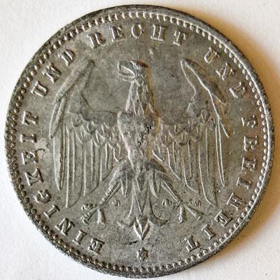 200 Mark 1923 Avers