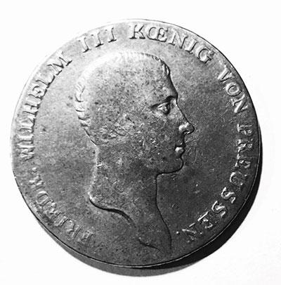 1-Reichsthaler-1816-A-Friedrich-Wilhelm-III-avers