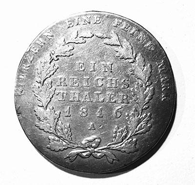 1-Reichsthaler-1816-A-Friedrich-Wilhelm-III-revers