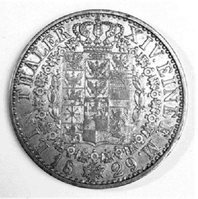 1-Reichsthaler-1829-A-Friedrich-Wilhelm-III-revers