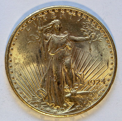 USA_20_St_Gaudens_Double_Eagle_1924 Revers